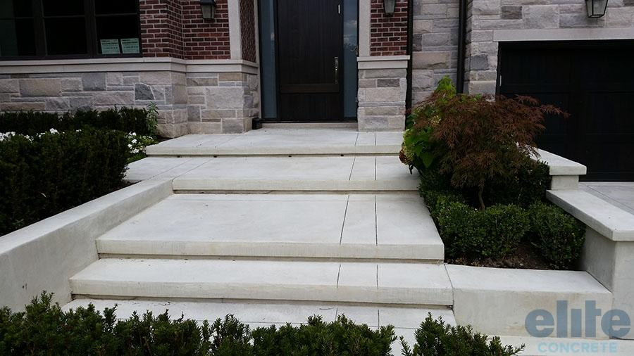 Concrete Steps by Elite Concrete