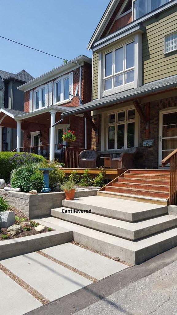 Concrete Steps by Elite Concrete